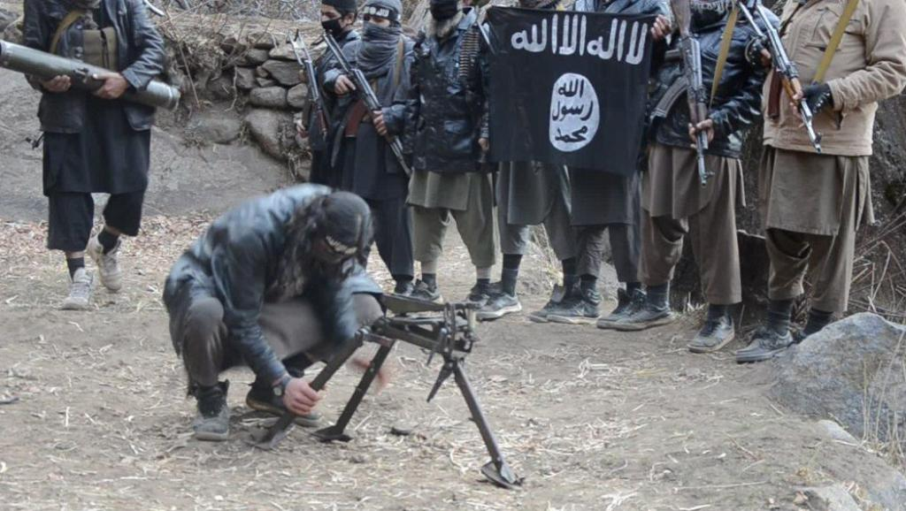 Does the US Provide Covert Support to the Islamic State in Afghanistan?