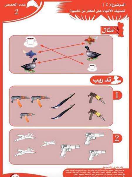 نگاهی اجمالی به منهج درسی مدارس ابتدایی داعش: «با نگاهی به کتاب های درسی دوره ابتدایی دیوان تعلیم خلافت»