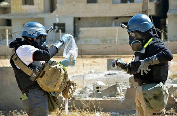 Gas Attacks Fabricated by US, Media as Intervention Alibi
