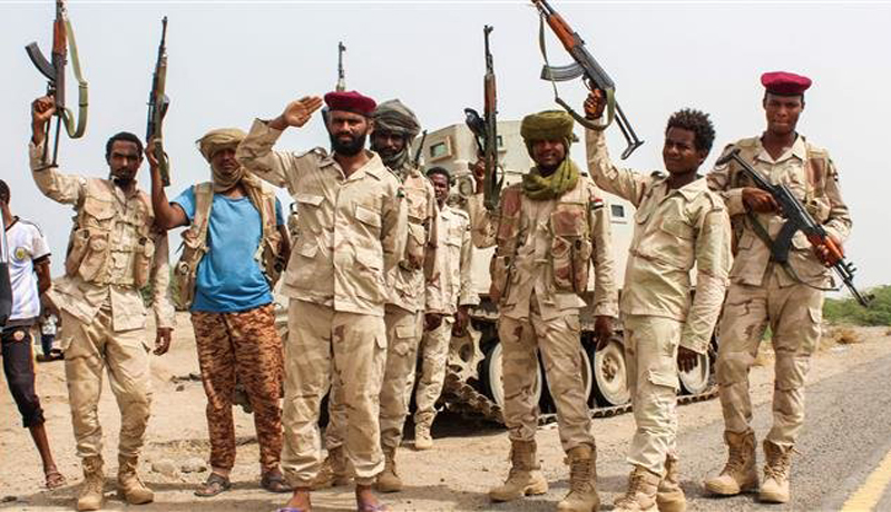 Saudi Coalition Deploy Sudanese Child to Front Lines of Yemen War