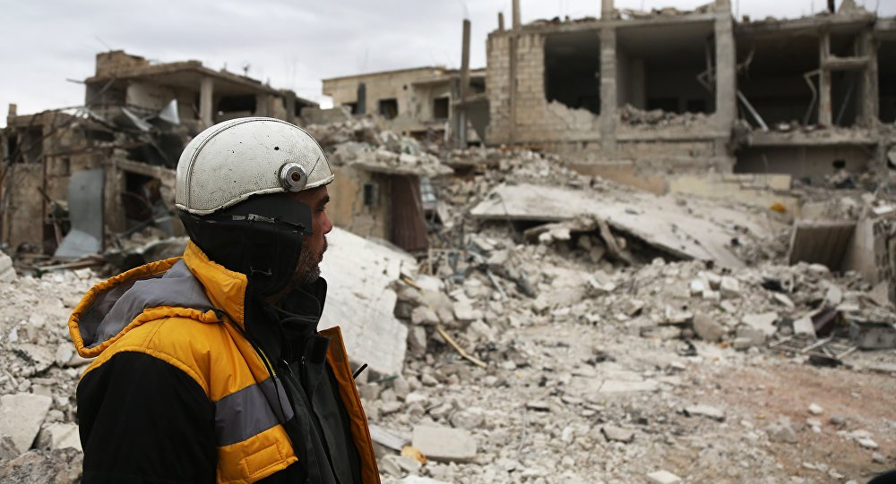 White Helmets 'Pseudo-Humanitarian Activists' With Ties to Extremists