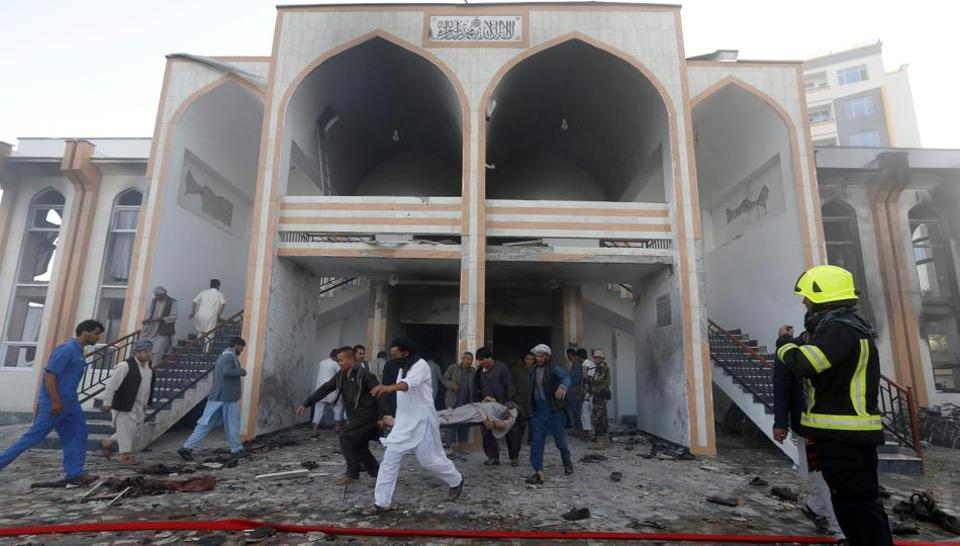 Over 30 Killed in Terrorist Attack on Shiite Mosque in Afghanistan