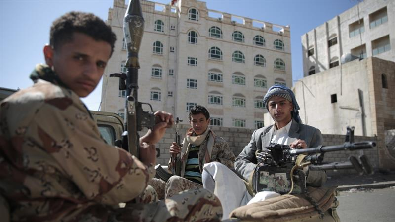 Houthis say Saudi-UAE-led coalition killed leader's brother